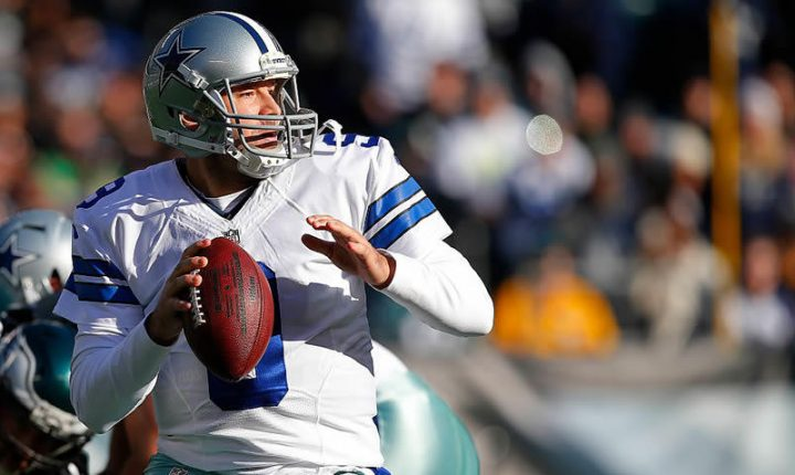 Cowboys no usarán número ni casillero de Tony Romo