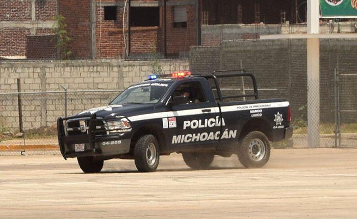 Capacitan a personal policiaco de Los Reyes