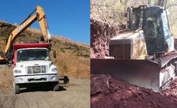 Desazolvan 30.9 kilómetros de canales en Sahuayo