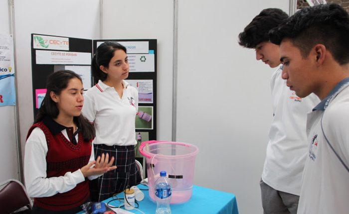 Inician actividades de la Jornada Académica del CECyTEM