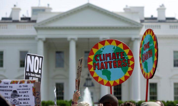 Trump anuncia hoy decisión sobre acuerdo climático