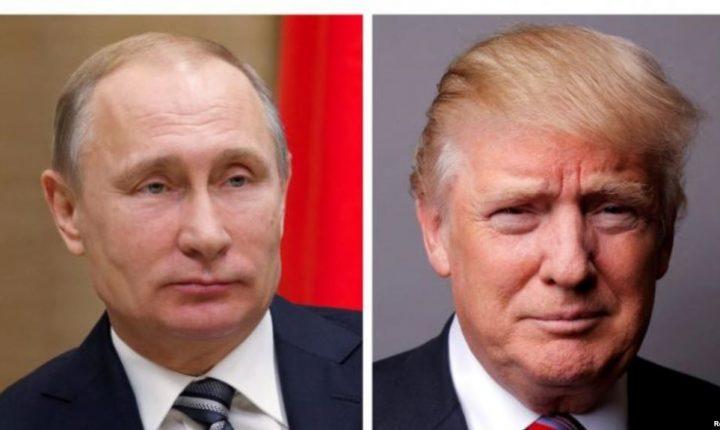 Trump y Putin se reunirán el 7 de julio en Hamburgo