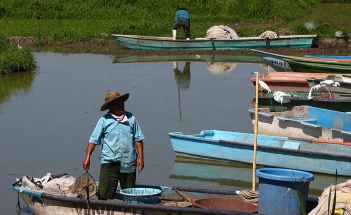 Sufre Cuitzeo escasez de agua y de dinero
