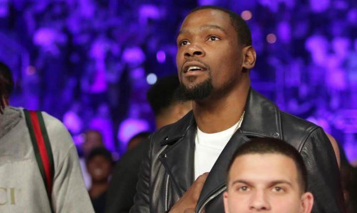 Kevin Durant extendió con Warriors por dos años y 53 mdd
