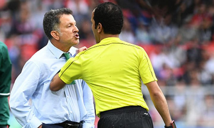 FIFA suspendió seis juegos a JC Osorio; se perderá Copa Oro