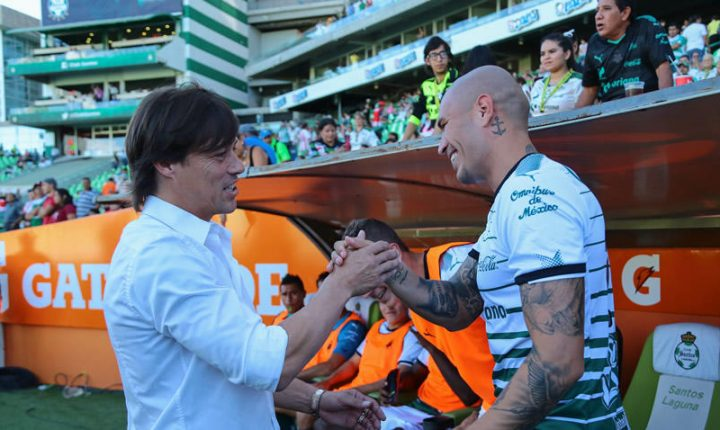 Almeyda aceptó que Santos fue superior en la Copa MX