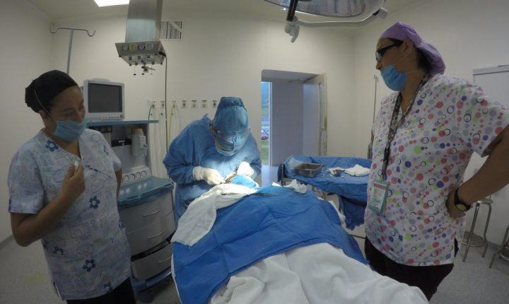 Logró IMSS Michoacán 3 mil 46 cirugías de catarata en 3 años