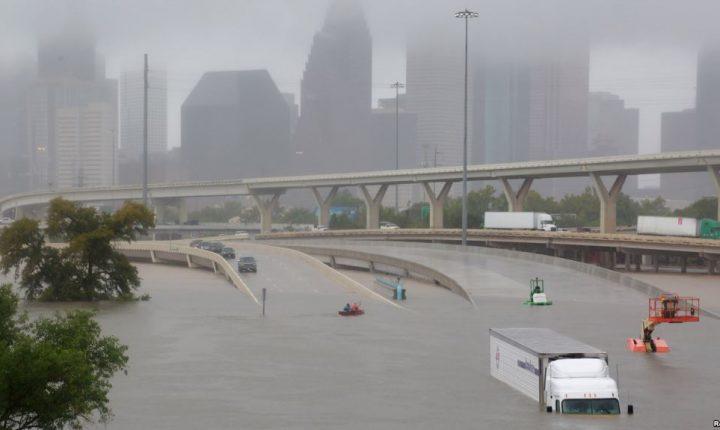 FEMA: 30.000 personas necesitan refugio tras el paso de Harvey