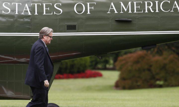 Bannon: No hay solución militar posible con Corea del Norte