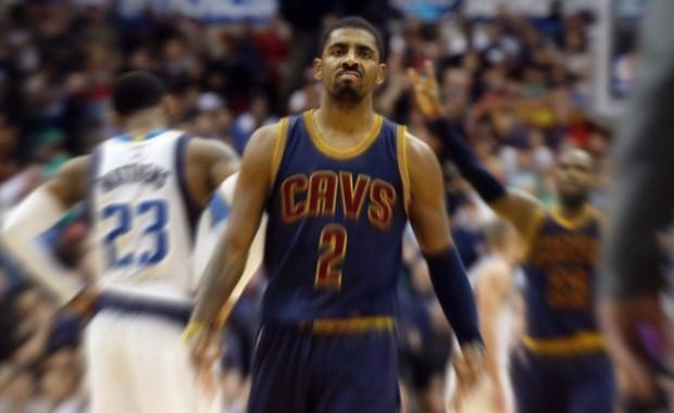 Kyrie Irving no quiere 'largo plazo' con nadie y Suns insisten en él