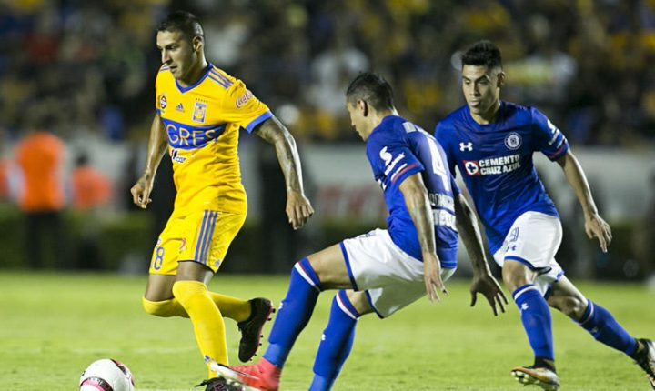 Cruz Azul rescató empate ante el equipo B de Tigres