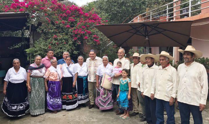 Gobierno de Michoacán, comprometido con migrantes de origen indígena